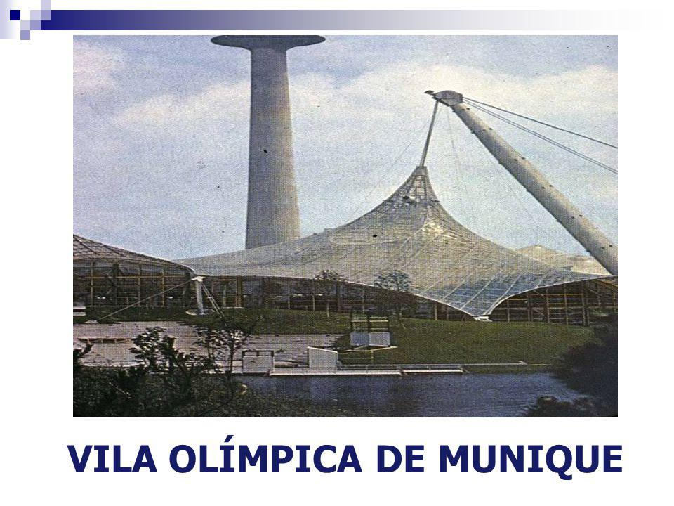 VILA OLÍMPICA DE MUNIQUE