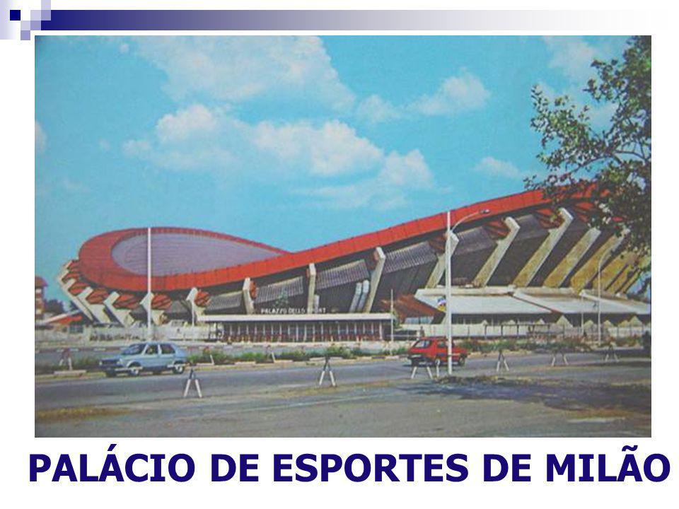 PALÁCIO DE ESPORTES DE MILÃO