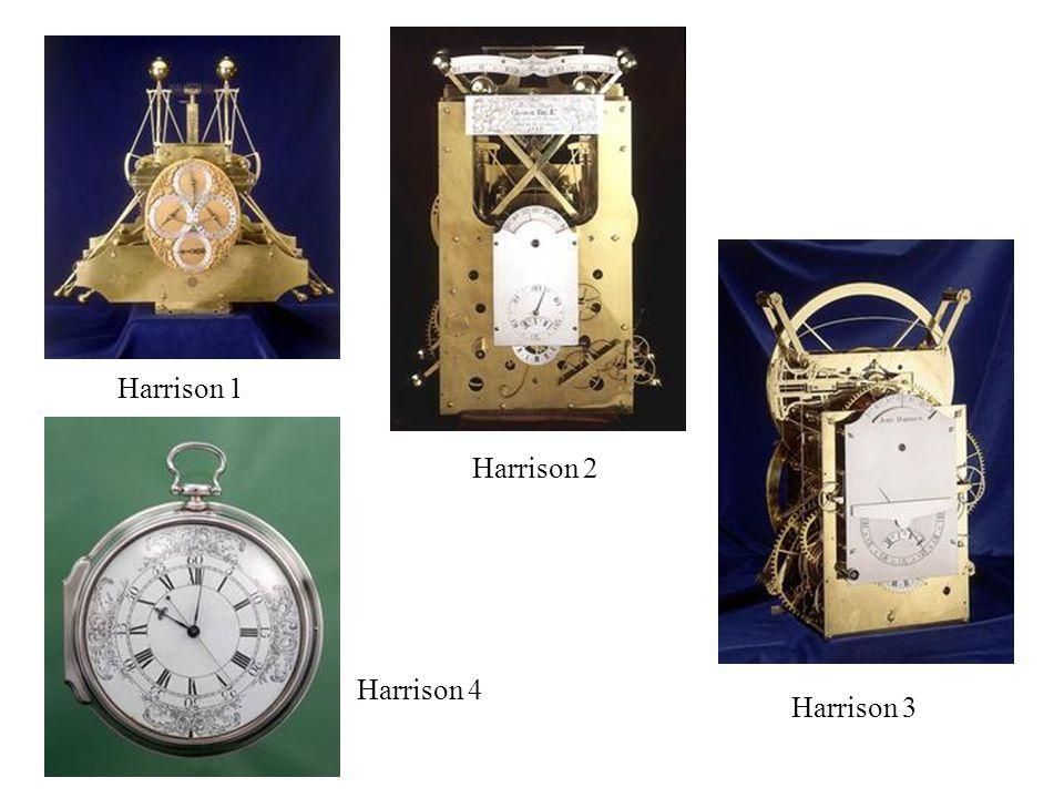 Harrison 1 Harrison 2 Harrison 4 Harrison 3