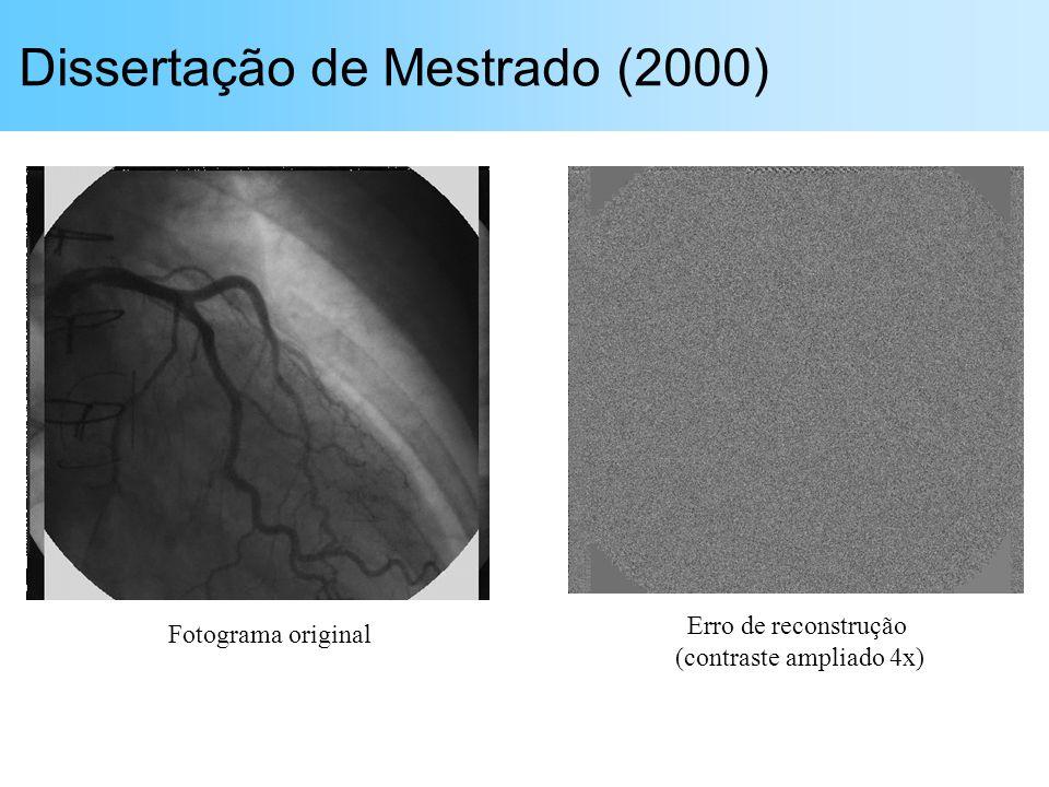 Dissertação de Mestrado (2000)
