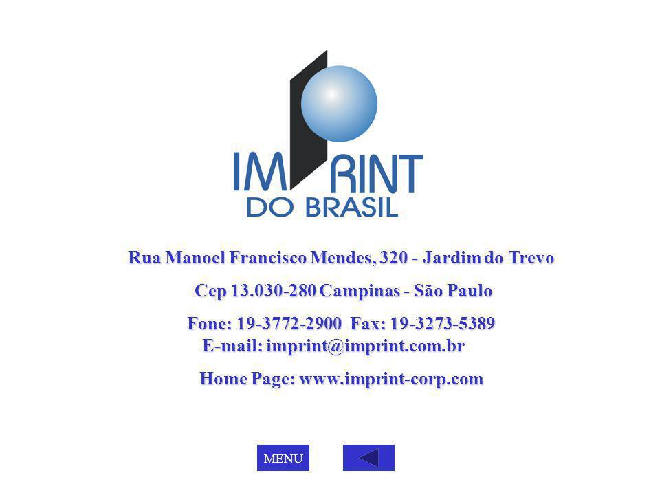 Rua Manoel Francisco Mendes, 320 - Jardim do Trevo