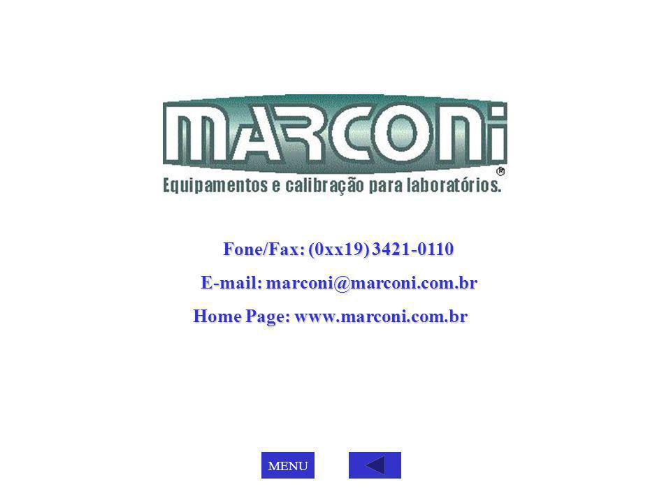 E-mail: marconi@marconi.com.br Home Page: www.marconi.com.br