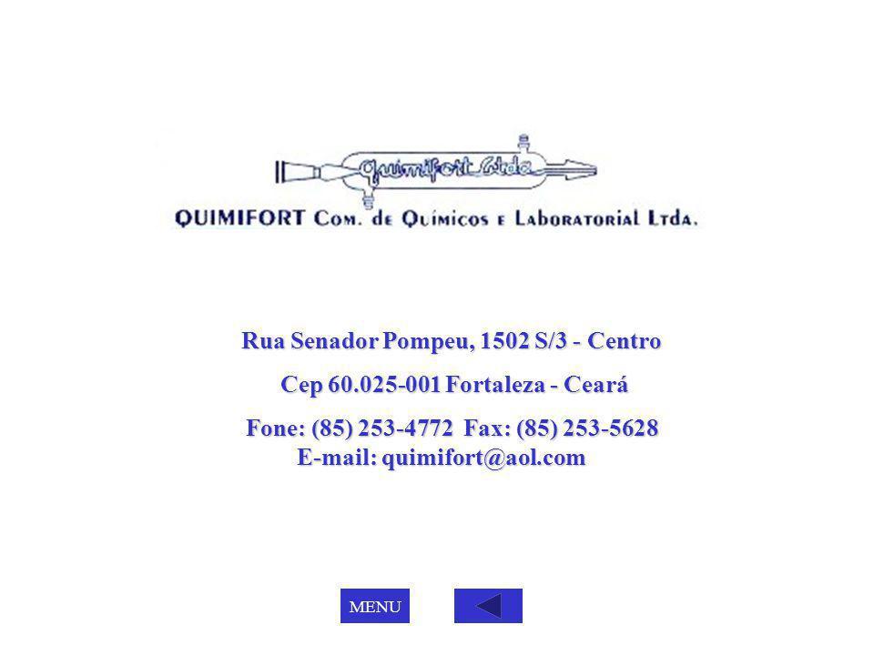 Rua Senador Pompeu, 1502 S/3 - Centro Cep 60.025-001 Fortaleza - Ceará