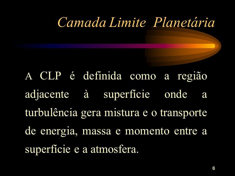 Camada Limite Planetária