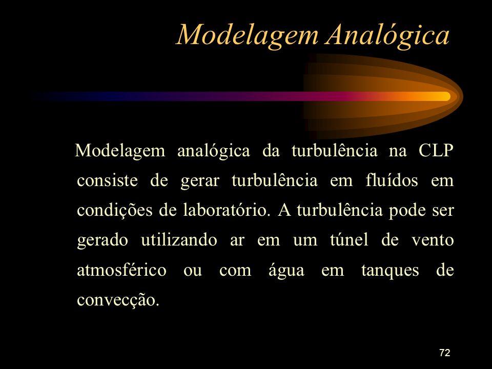 Modelagem Analógica