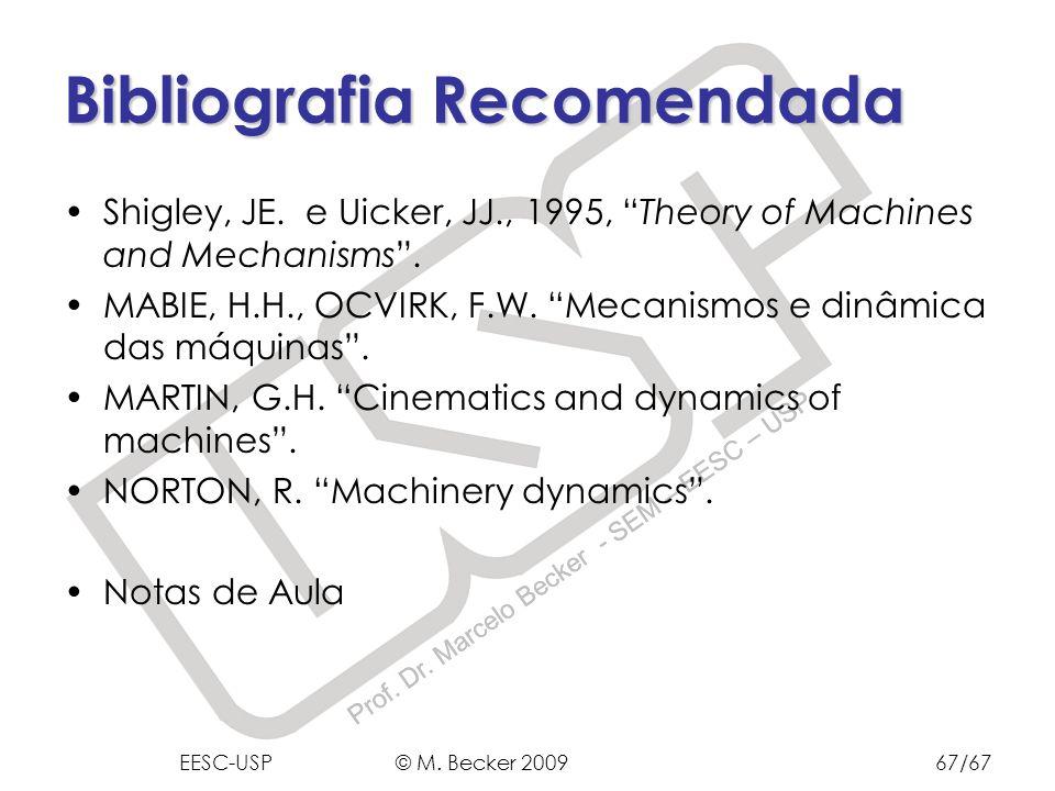 Bibliografia Recomendada