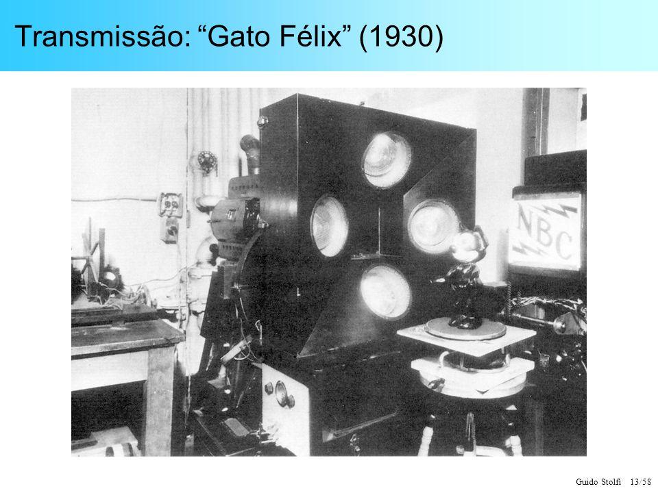 Transmissão: Gato Félix (1930)