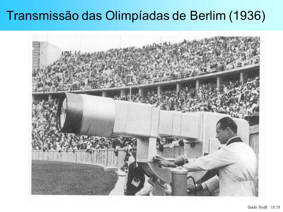 Transmissão das Olimpíadas de Berlim (1936)