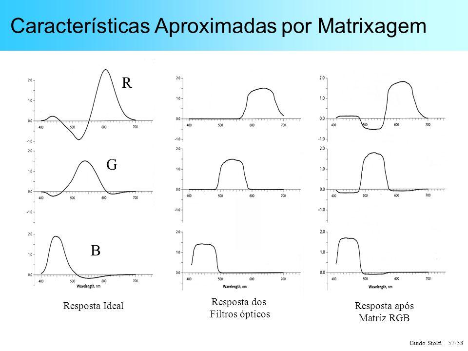Características Aproximadas por Matrixagem