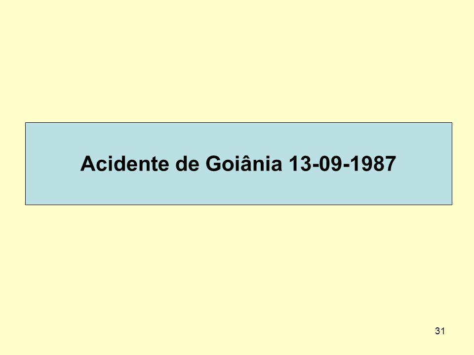 Acidente de Goiânia 13-09-1987