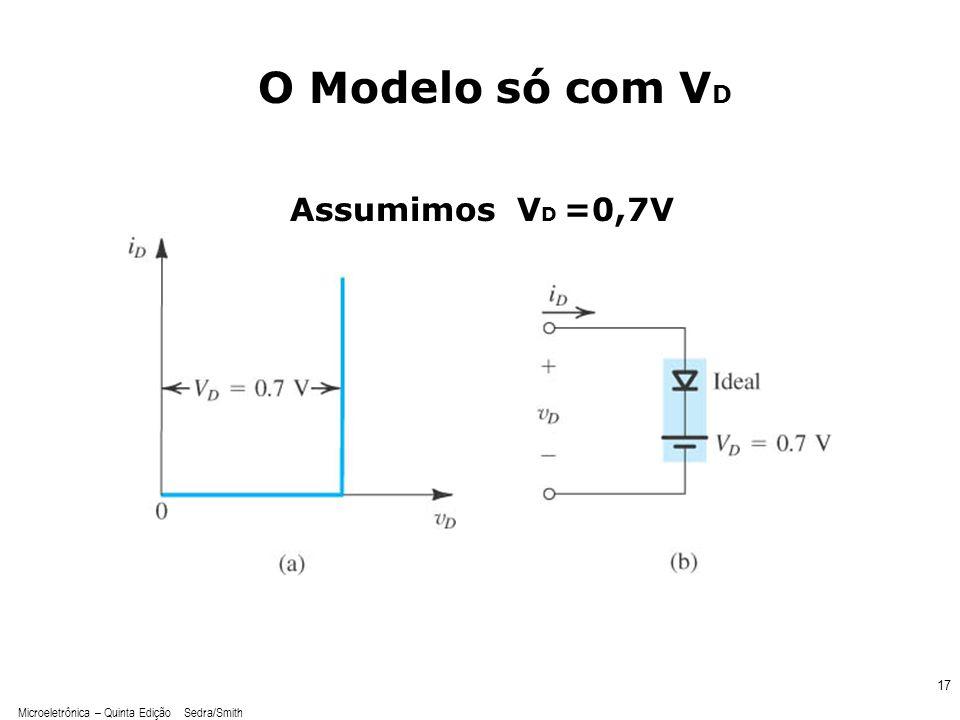O Modelo só com VD Assumimos VD =0,7V sedr42021_0316a.jpg