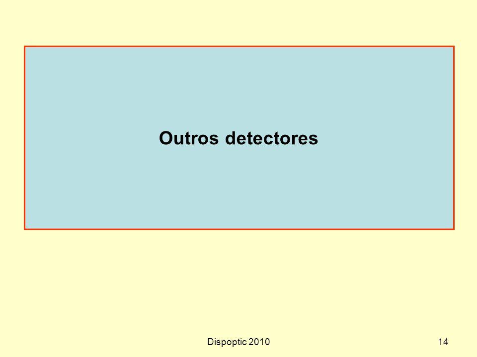 Outros detectores Dispoptic 2010