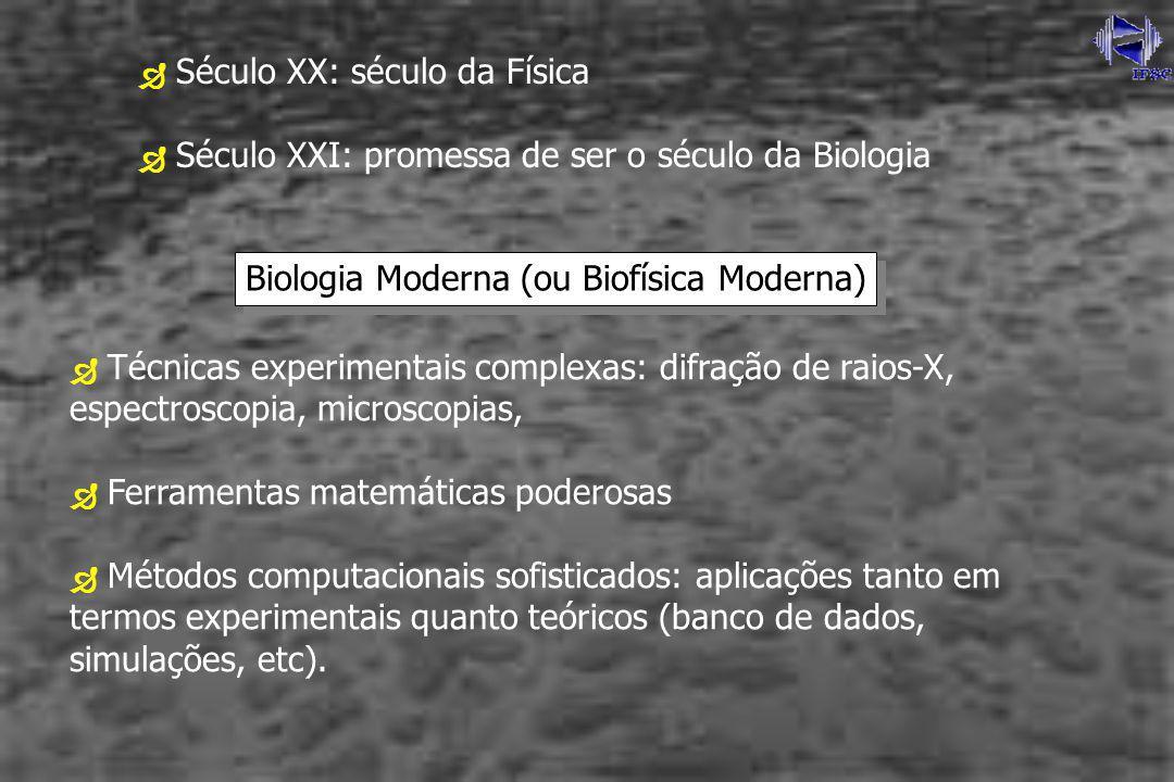 Biologia Moderna (ou Biofísica Moderna)