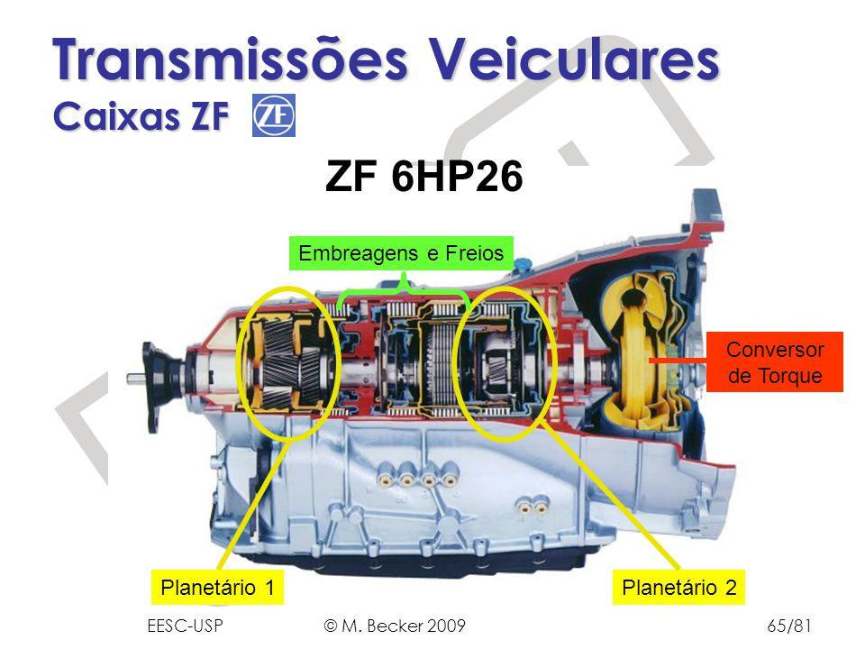 Transmissões Veiculares Caixas ZF