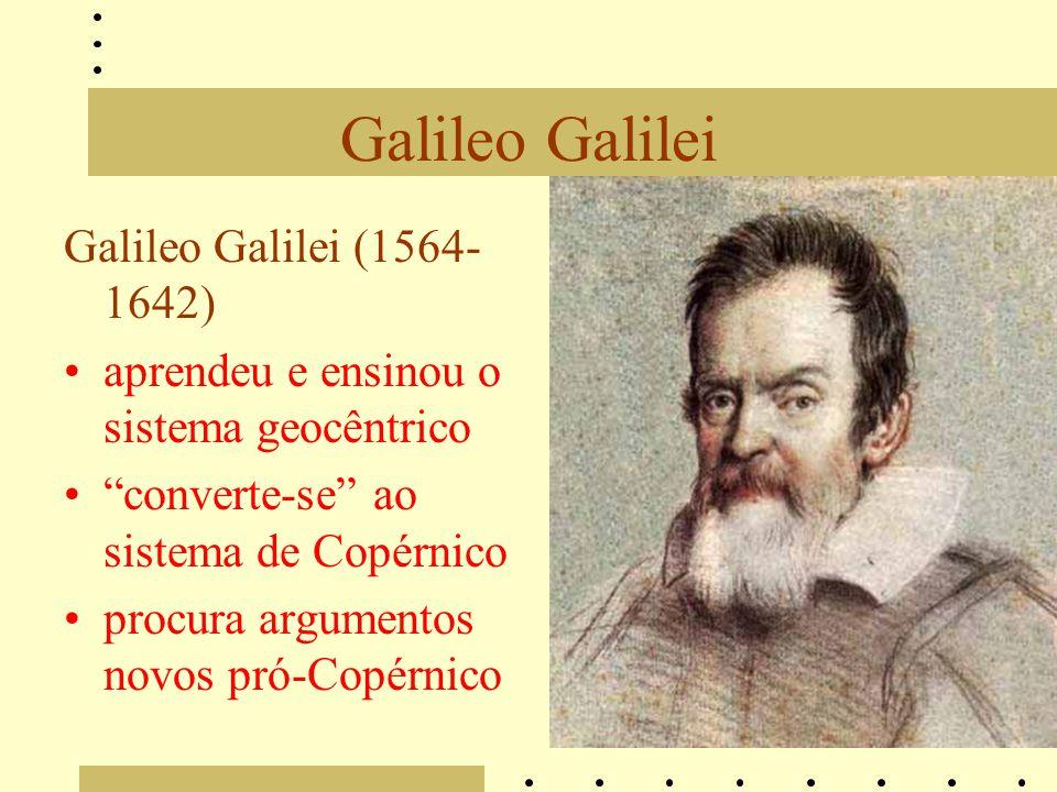 Galileo Galilei Galileo Galilei (1564-1642)