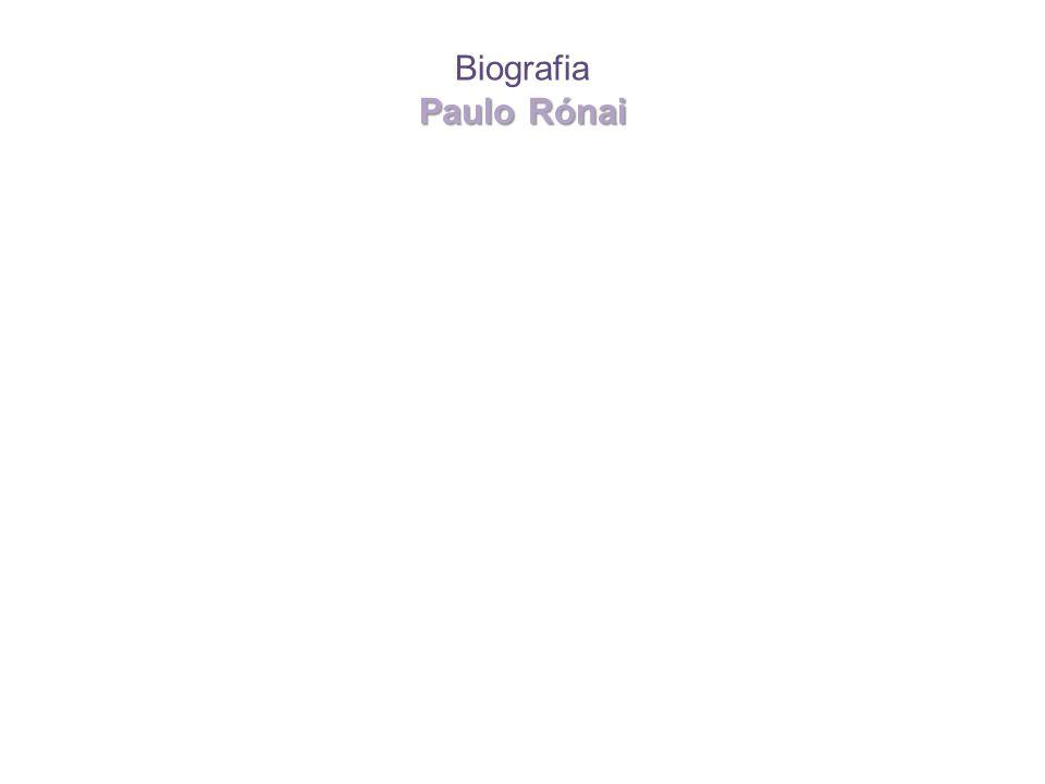 Biografia Paulo Rónai