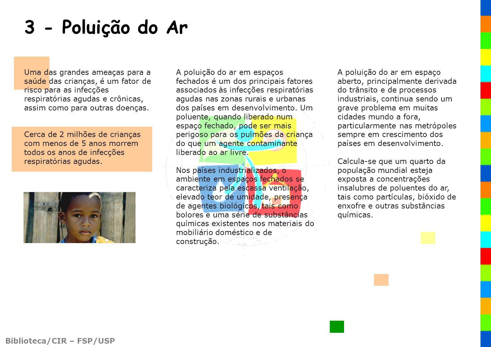3 - Poluição do Ar