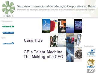GE's Talent Machine: The Making of a CEO