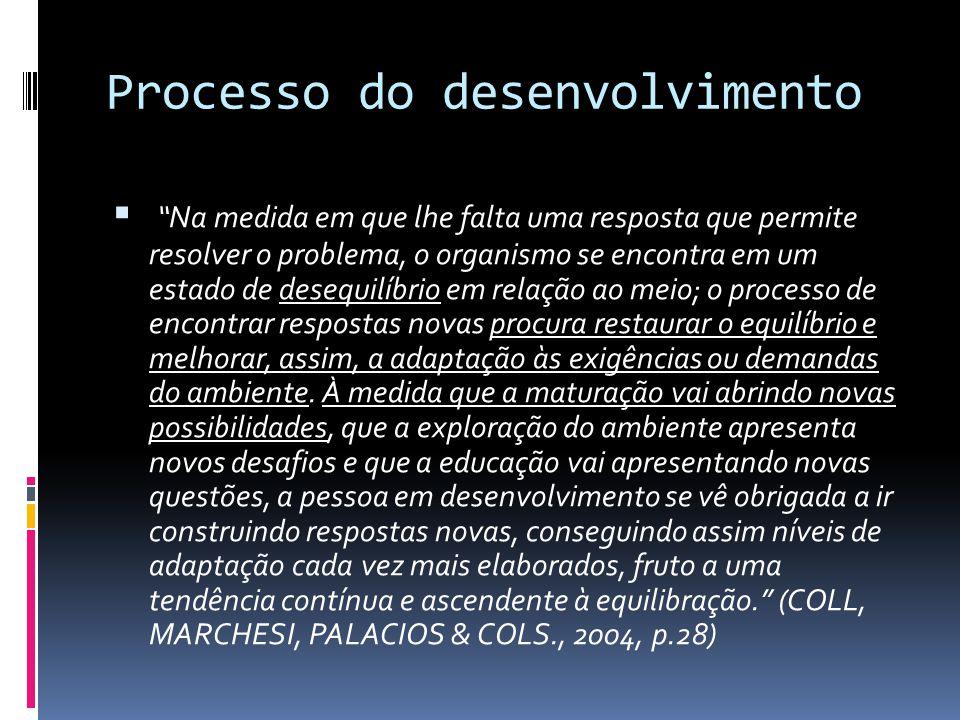 Processo do desenvolvimento