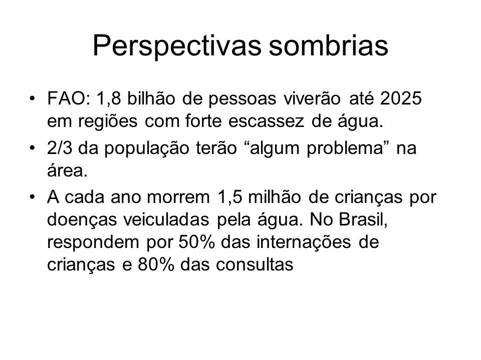 Perspectivas sombrias