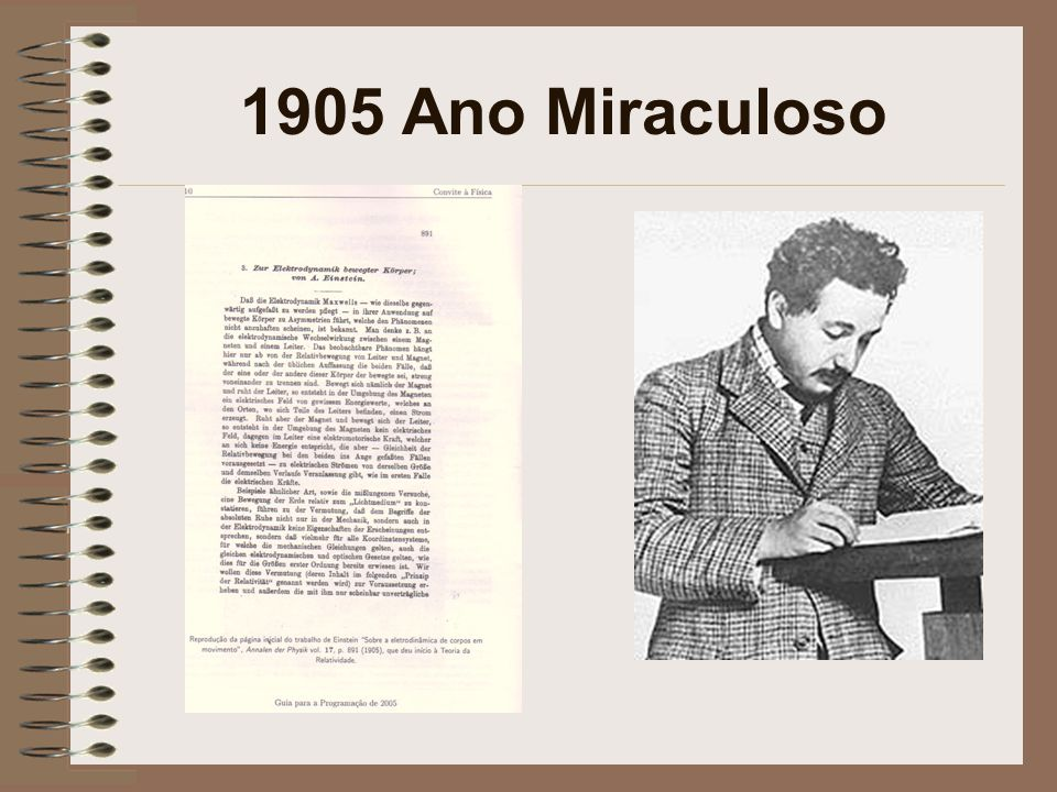 1905 Ano Miraculoso