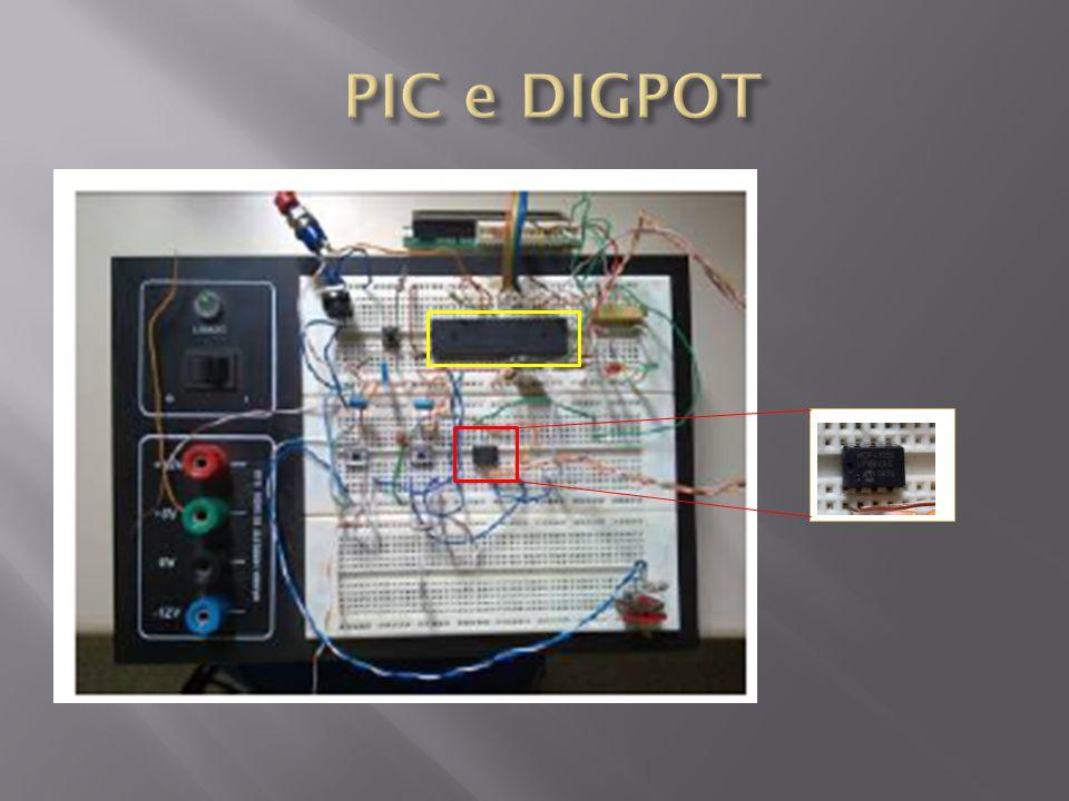 PIC e DIGPOT