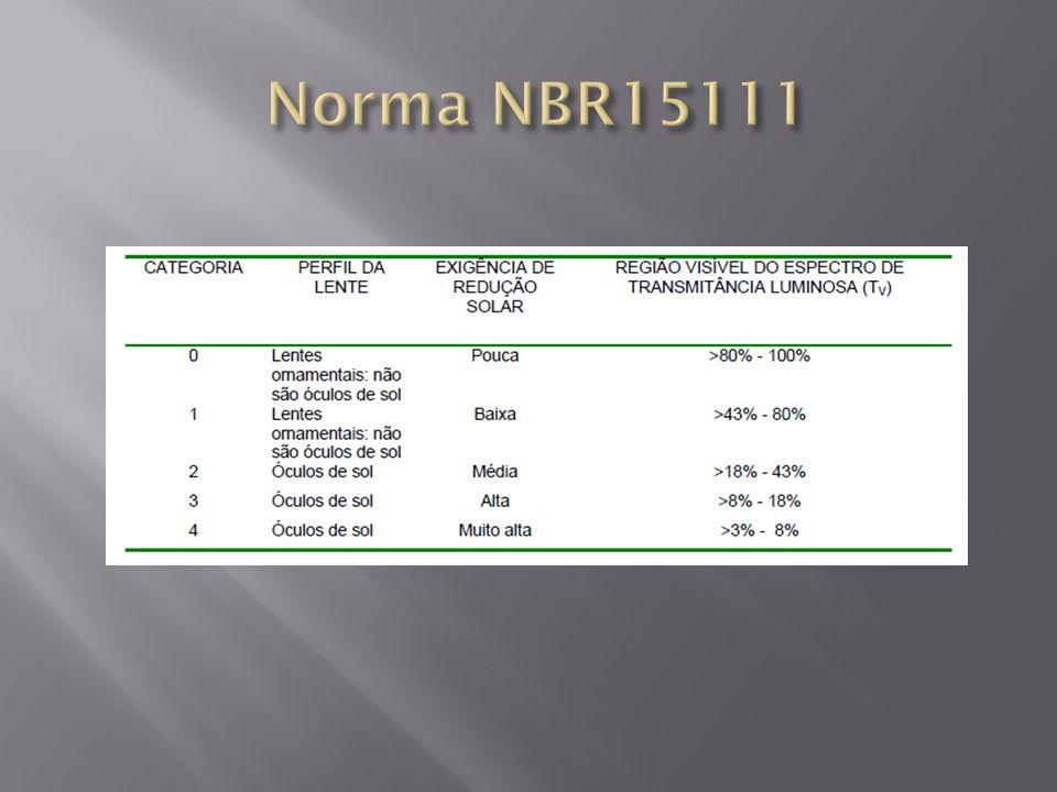 Norma NBR15111