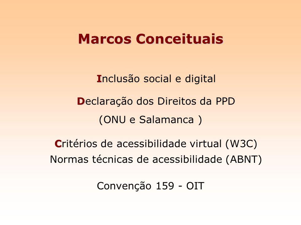 Inclusão social e digital