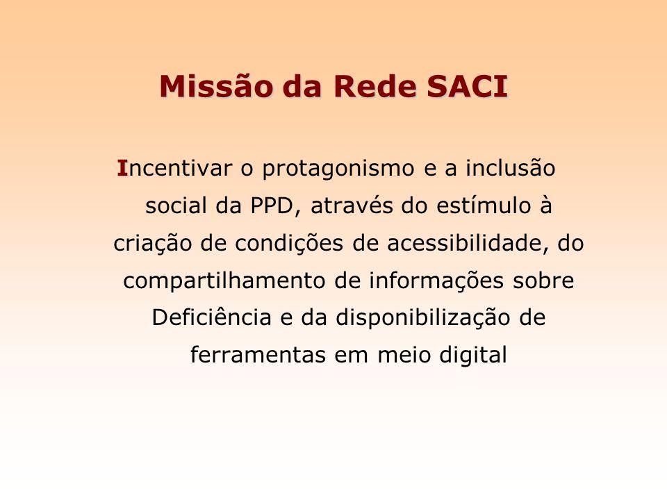 Missão da Rede SACI