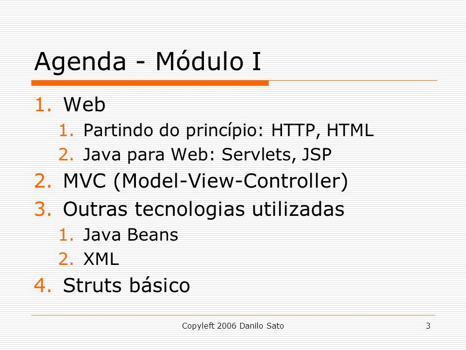 Agenda - Módulo I Web MVC (Model-View-Controller)
