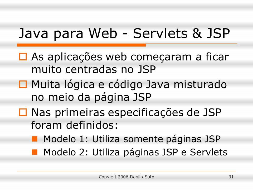 Java para Web - Servlets & JSP