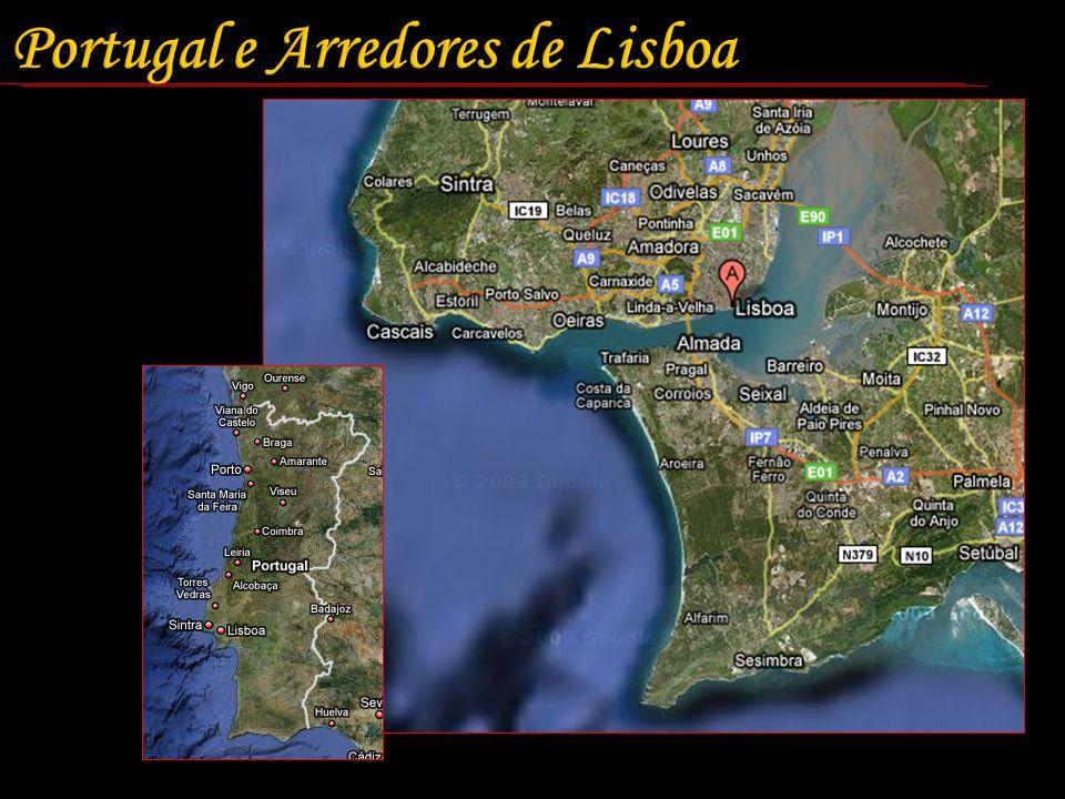 Portugal e Arredores de Lisboa