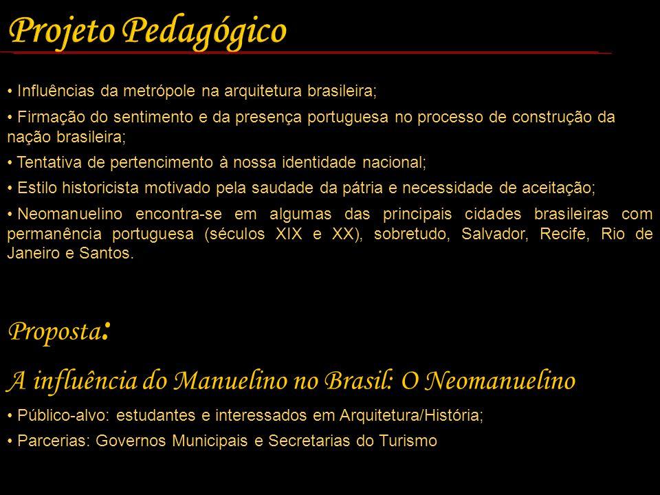 Projeto Pedagógico Proposta: