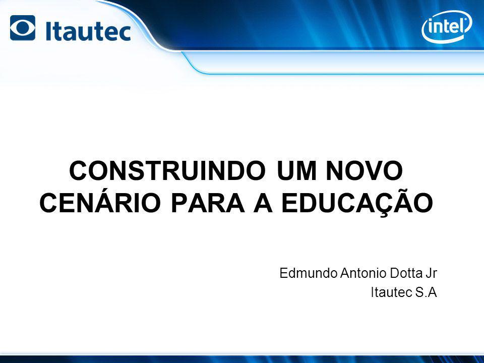 CONSTRUINDO UM NOVO CENÁRIO PARA A EDUCAÇÃO