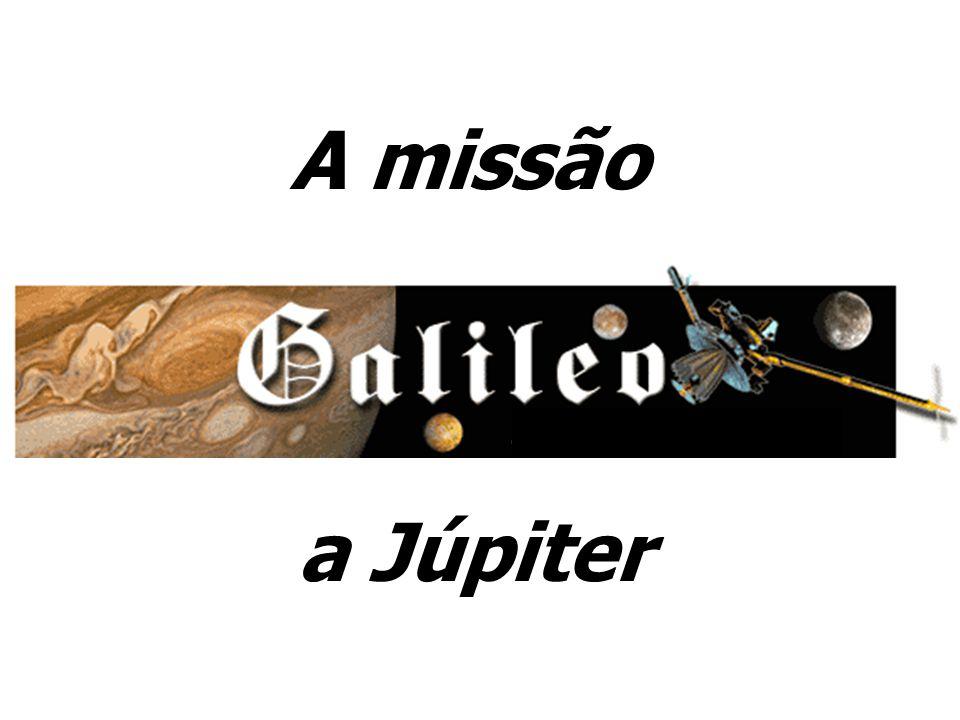 A missão a Júpiter