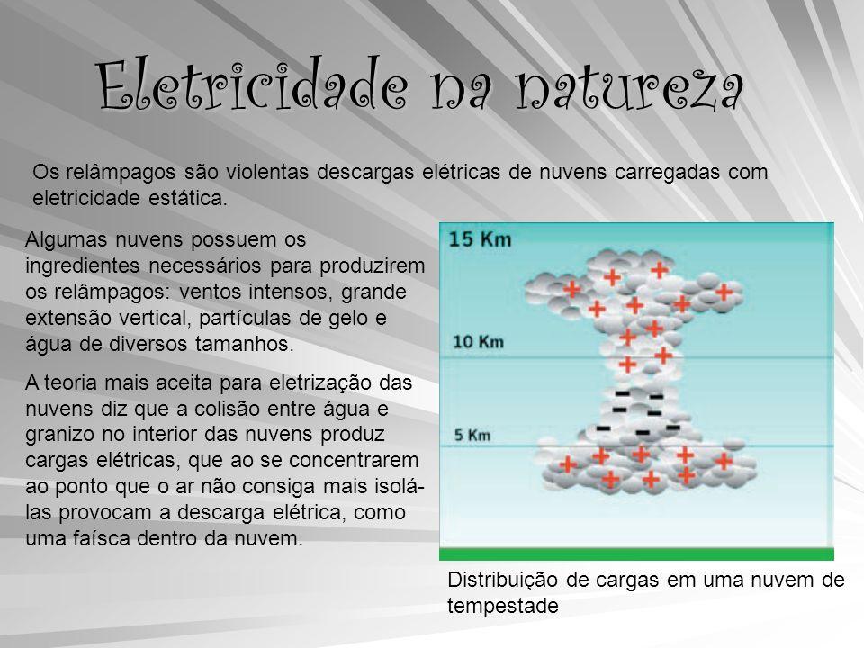 Eletricidade na natureza