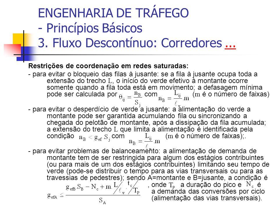 ENGENHARIA DE TRÁFEGO - Princípios Básicos 3