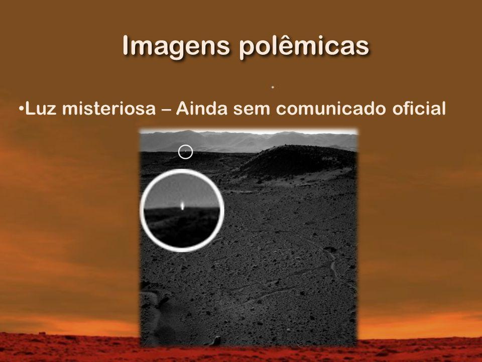 Imagens polêmicas Luz misteriosa – Ainda sem comunicado oficial