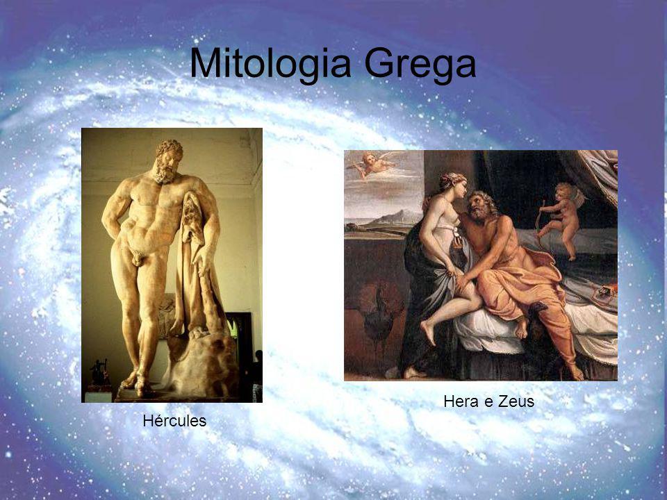 Mitologia Grega Hera e Zeus Hércules