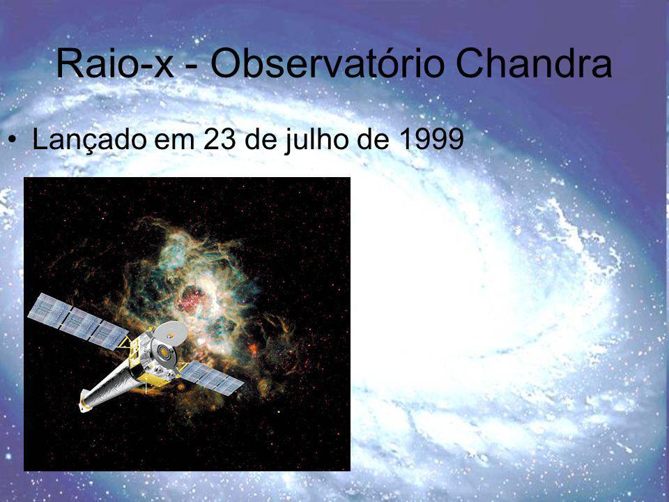 Raio-x - Observatório Chandra