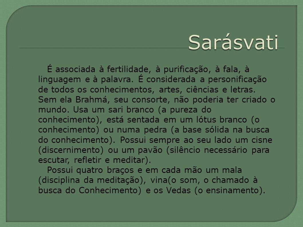 Sarásvati