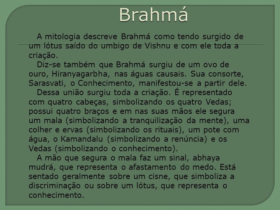 Brahmá