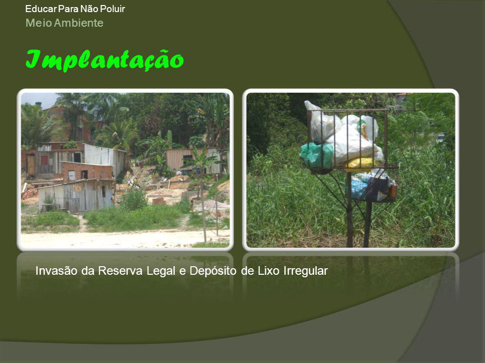 Implantação Meio Ambiente