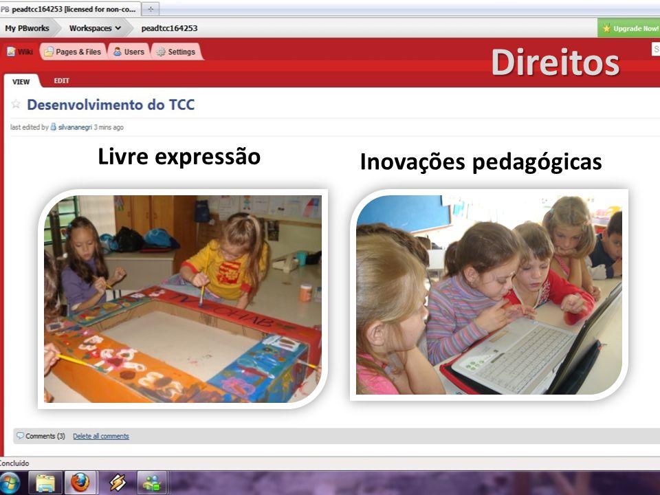 Inovações pedagógicas