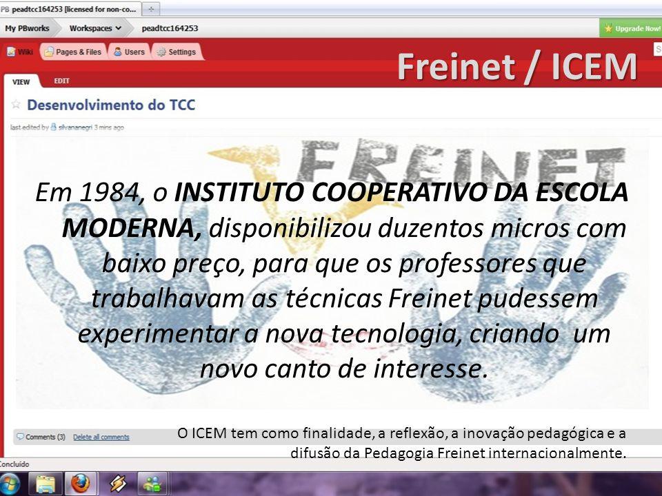 Freinet / ICEM