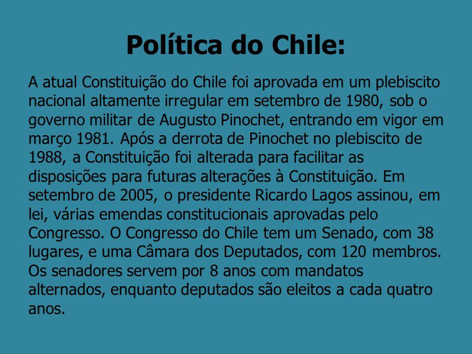 Política do Chile: