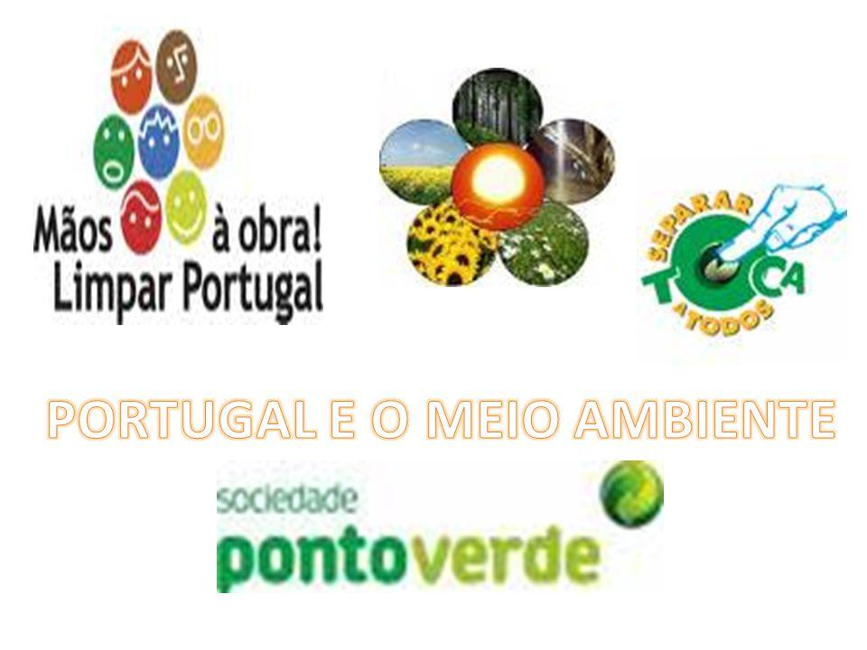 PORTUGAL E O MEIO AMBIENTE