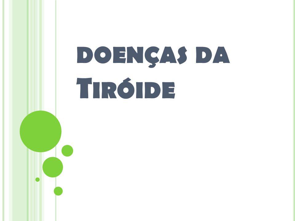doenças da Tiróide