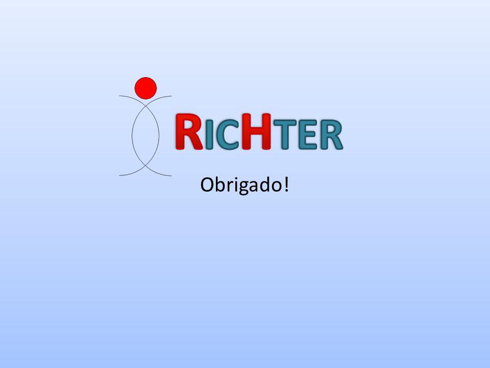 Obrigado! RICHTER