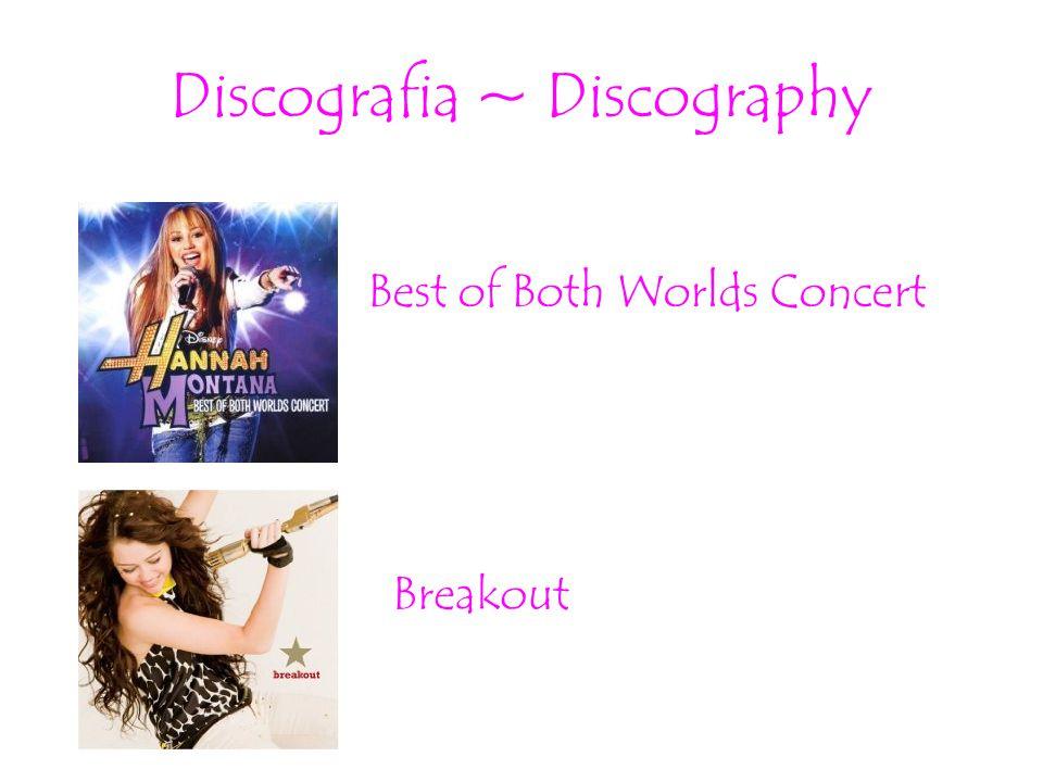 Discografia ~ Discography